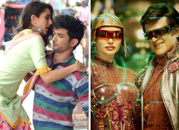Box office kedarnath has a good first week 2 0 hindi keeps the moolah coming bollywood hungama - Box office bollywood hungama ...