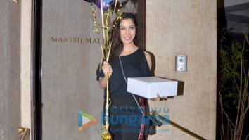 Celebs grace Manish Malhotra's birthday bash