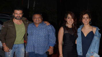 Dangal Star Sanya Malhotra, Ira Khan and others Spotted at launch of Mia Cucina