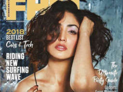 Yami Gautam On The Cover Of FHM