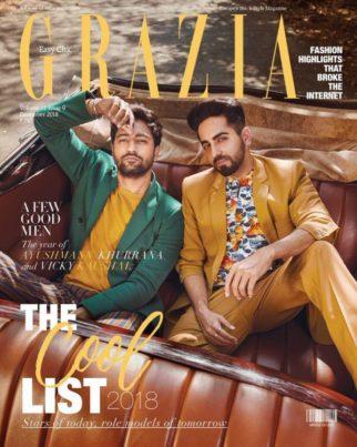 Esha Gupta On The Cover Of Grazia