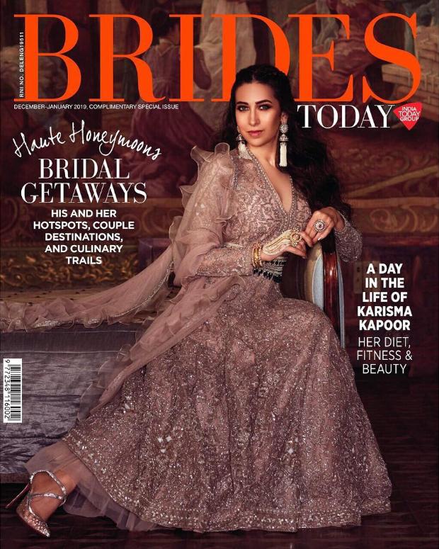 Karisma Kapoor for Brides Today magazine (3)