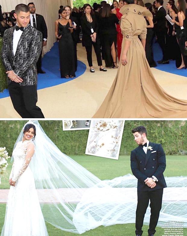 Priyanka Chopra & Nick Jonas Continue Celebrating With Third Reception
