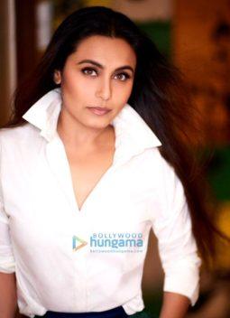 Celebrity Photo Of Rani Mukerji