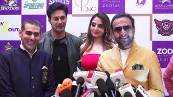 UNCUT Dreamz Premier League Cricket Season 1 Grand Launch with many Celebs