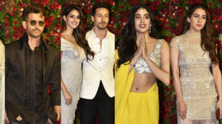 UNCUT Ranveer-Deepika's Star Studded Wedding Reception Hrithik Roshan