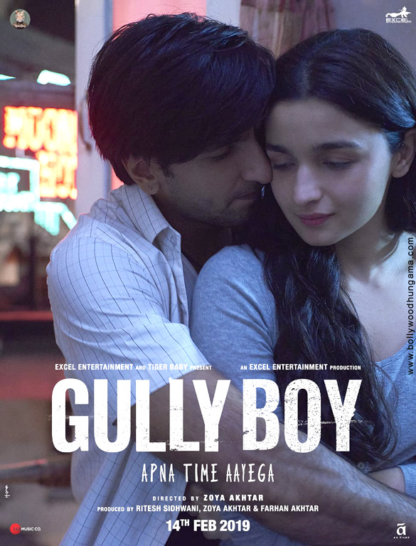 GULLY BOY (2019) con RANVEER SINGH + Jukebox + Esperando Sub. Gully-Boy-4