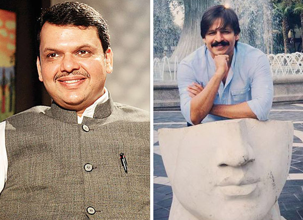 Maharashtra Chief Minister Devendra Fadnavis to introduce poster of biopic on PM Narendra Modi starring Vivek Oberoi