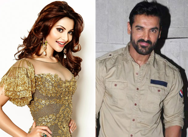 Urvashi Rautela to feature in this John Abraham film